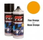 Robitronic Lexan Spray Fluo Orange 1006 150 ml